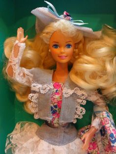 Denim n Lace Barbie Doll 1992 by bulycheva | Barbie Collector