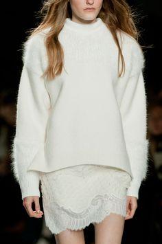Vanessa Bruno at Paris Fashion Week Fall 2014