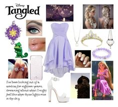 """""""Disney Cancer Awareness (Read D)"""" by xxcrazychicxx ❤ liked on Polyvore featuring Kate Spade, Forever New, Belpearl, Disney, Sydney Evan, Cultural Intrigue, childhoodcancerawareness and disneycancerawareness"""