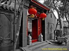 Hutongs, Beijing, China