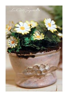 how to: mini outdoor planter
