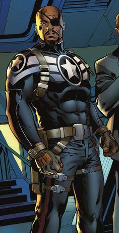 Nicholas Fury, Jr. (Earth-616)