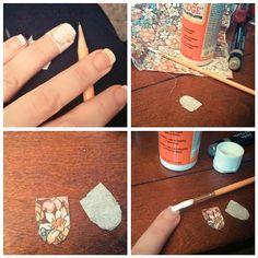 fabric nail