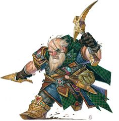 Why did D&D & Pathfinder art become so stylized? - Page 45