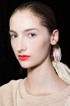 Missoni blazing lips spring trend '15   - HarpersBAZAAR.com