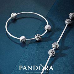 Pandora Beads, Pandora Jewelry, Pandora Charms, Pandora Essence Collection, Bangles, Bracelets, Fine Jewelry, Jewellery, Troll Beads