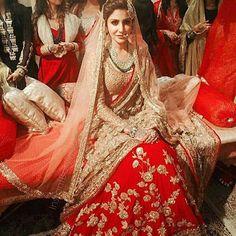To customize this designer anushka sharma bridal lehenga Indian Bridal Lehenga, Indian Bridal Wear, Pakistani Wedding Dresses, Indian Wedding Outfits, Pakistani Bridal, Bridal Outfits, Indian Dresses, Indian Outfits, Punjabi Wedding