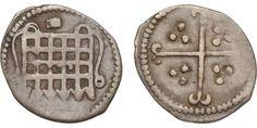 1/2 Penny Kingdom of England Silver Elizabeth I (1533-1603)