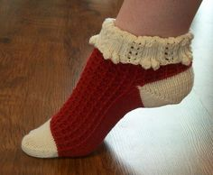 LOL!!  Never made socks before. These might be my first?