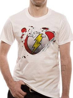 Have you seen this??  The Flash - Torn ...  don't miss out http://www.collekt.co.uk/products/the-flash-torn-logo-unisex-t-shirt?utm_campaign=social_autopilot&utm_source=pin&utm_medium=pin #Funko #funkopop #Funkouk