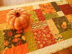 Hey, I found this really awesome Etsy listing at https://www.etsy.com/listing/203458338/hello-fall-quilted-table-runner-in-rich