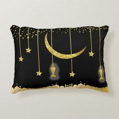 Shop Ramadan Style Pillows created by MuhammadGraphics. Ramadan Activities, Ramadan Crafts, Ramadan Decorations, Felt Flower Pillow, Ramadan Photos, Flower Leg Tattoos, Home Office Furniture Design, Soft Pillows, Handmade Home