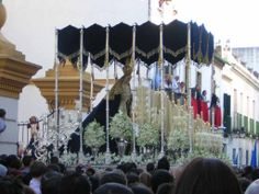 Prendimiento. Parroquia de Maria Auxiliadora.Semana Santa Cordoba.