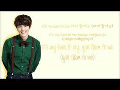 ▶ EXO - My Turn to Cry (Korean Version) (Color Coded Hangul/Rom/Eng Lyrics)