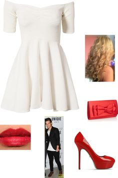 """Brit Awards"" by eleanorcalder-anon22 ❤ liked on Polyvore"