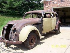 Chrysler : Other custom imperial 4 door 1935 Chrysler Airflow C3  Four door sedan Custom Imperial. - http://www.legendaryfind.com/carsforsale/chrysler-other-custom-imperial-4-door-1935-chrysler-airflow-c3-four-door-sedan-custom-imperial/