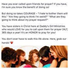Day One #DailyDiscussion ~  #Prayer #Friends #Friendship #Faith #Courage #Journey #12Days #Christmas #12Days #PrayerAThon #Women #Christianity #Giveaway #Prizes