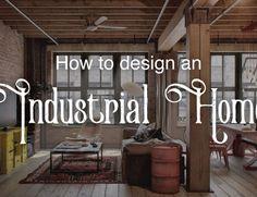 Industrial Decor Design Guide