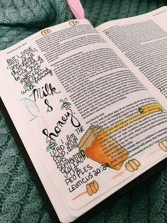 Leviticus 20:24  Milk  and Honey