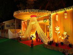 Marriage Hall Decoration, Wedding Hall Decorations, Wedding Reception Backdrop, Wedding Mandap, Wedding Gate, Wedding Entrance, Indian Wedding Theme, Luxury Wedding Decor, Events