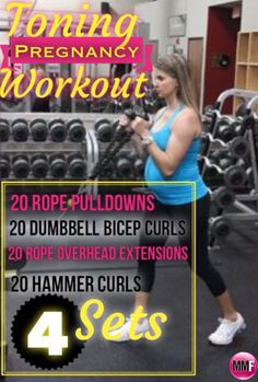 Great QUICK #upper #body #PREGNANCY #WORKOUT to keep the #ARMS toned while #PREGNANT. Lots of great pregnancy workouts, nutrition tips in this blog.  This one is a great BUTT WORKOUT for pregnancy.  http://michellemariefit.publishpath.com/keep-your-booty-small-during-pregnancy