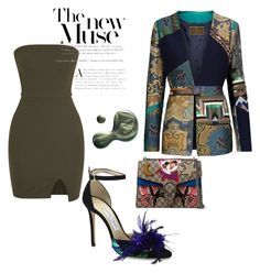 Explore by evanshram on Polyvore featuring polyvore, beauty, Illamasqua, Gucci, Etro and Jimmy Choo