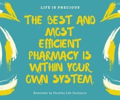"""The best and most efficient pharmacy is within your own system."" – Robert C. Health Advice, Health Quotes, Health And Wellness, Home Remedy For Headache, Ways To Stay Healthy, Turmeric Health Benefits, Health Questions, Life Is Precious, Healthy Lifestyle Tips"