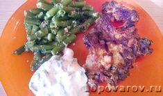 Отбивные из индейки в кляре Grains, Rice, Beef, Chicken, Recipes, Food, Meat, Rezepte, Food Recipes