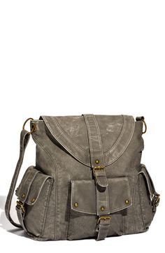 I am in LOVE with this bag, but in chocolate. I cannot BELIEVE it's only $38!!