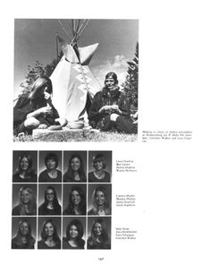 The Totem, Yearbook of McMurry College, 1972, Page: 167 | The Portal to Texas History