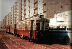 Legnano, Tram di Legnano, 1960
