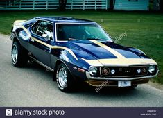Custom Muscle Cars, Chevy Muscle Cars, Amc Javelin, Old School Cars, American Motors, Old Classic Cars, Sweet Cars, Drag Cars, American Muscle Cars