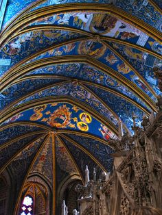 Saint Cecil Cathedral, Albi France