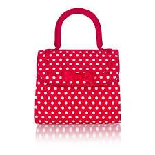New for summer in bold red and white polka dots, ribbon trimmed Santiago is a bold addition to your wardrobe. With hidden magnetic closure and optional shoulder strap, Ruby Shoo Santiago matches perfectly to shoe styles Hayley and Jessica. Polka Dot Bags, Polka Dots, Ankle Strap Heels, Ankle Straps, Pin Up Rockabilly, Retro 50, Ruby Shoo, Mary Jane Heels, Grab Bags