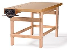 Build Your First Workbench - Fine Woodworking