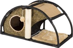 Prevue Pet Products Catville Condo - Leopard Print >> Insider's special review you can't miss. Read more  : Cat House