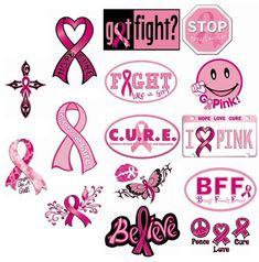 Think Pink Vending Stickers Aids und Krebs Schleifen Breast Cancer Quotes, Breast Cancer Survivor, Breast Cancer Awareness, Mon Combat, Cancer Tattoos, Breast Cancer Support, Think, Awareness Ribbons, In Kindergarten