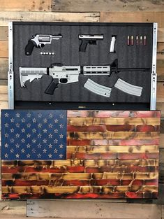 Secret Compartment Flags and Furniture - Protect YOURshelves creates Secret Compartment & Gun Concealment Furniture to hide your guns and valuables. Made in the USA. Woodworking Furniture, Woodworking Projects, Woodworking Beginner, Woodworking Organization, Woodworking Quotes, Woodworking Logo, Woodworking Classes, Pallet Furniture, Hidden Gun Cabinets
