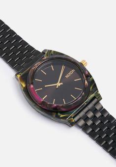 Time teller - acetate multi / black Nixon Watches | Superbalist.com