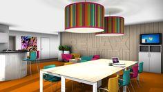 Presentatie lounge / kantine