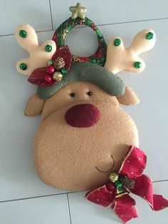 1 million+ Stunning Free Images to Use Anywhere Merry Christmas, Christmas Clay, Felt Christmas Ornaments, Christmas Sewing, Homemade Christmas, Christmas Projects, Holiday Crafts, Christmas Holidays, Christmas Wreaths