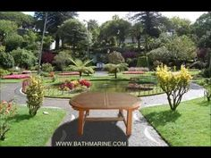 BATHMARINE.ES Muebles JARDIN TECA TEKA MESAS MONTADAS Baratas Terraza Ex... Teak Furniture, Outdoor Furniture Sets, Outdoor Decor, Folding Chair, Rattan, Luz Led, Canning, Garden, Videos