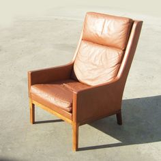 A12 - Vintage Danish Chair by Kai Lyngfeldt Larsen - Vintage Danish Furniture…