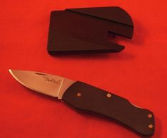 Hidden belt buckle knife ebay