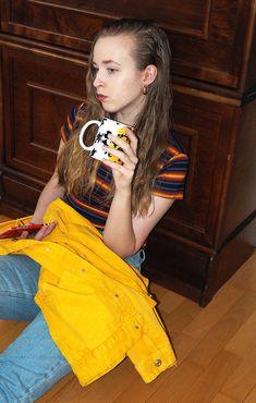 THE FASHION SUNDAE: a cup of tea