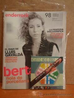 ENDERROCK Nº 98. DES - 2003./ CD PRECINTADO - ACÚSTIC ACID 2002.