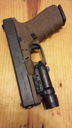 Glock 21 / Gen 4 / .45ACP