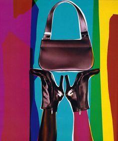 Versace Accessories, American Vogue, December 1998.