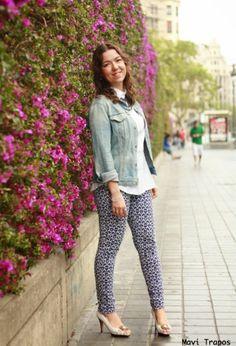 levi's  Chaquetas, Ralph Lauren  Camisas and Kiabi  Leggings