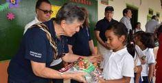 Comité de cafeteros entregó mil kits escolares